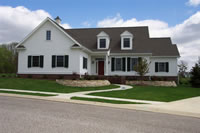 Custom Homes in Bloomington Indiana and Monroe County